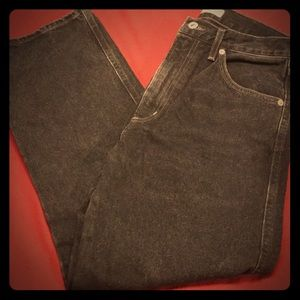 CITZENS FOR HUMANITY BLACK JEANS